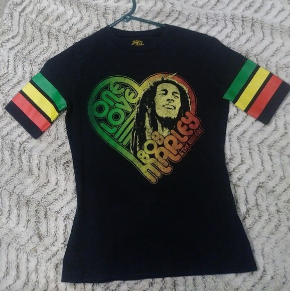 962a761ad6d Bob Marley tee. M 5a7964b946aa7cf7e5f159e8